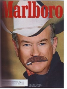 marlboro man bill o'reilly